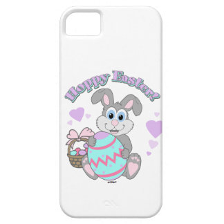 ¡Pascua de lúpulo! Conejito de pascua Funda Para iPhone SE/5/5s