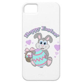 ¡Pascua de lúpulo! Conejito de pascua iPhone 5 Fundas