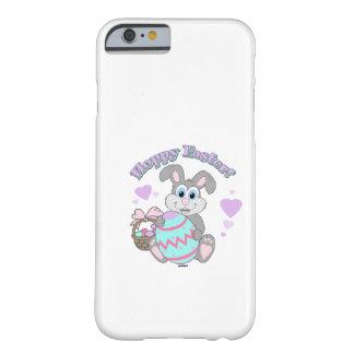 ¡Pascua de lúpulo!  Conejito Funda Para iPhone 6 Barely There