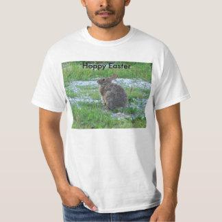 Pascua de lúpulo, conejo salvaje playera