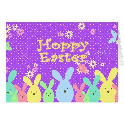 Pascua de lúpulo tarjetas