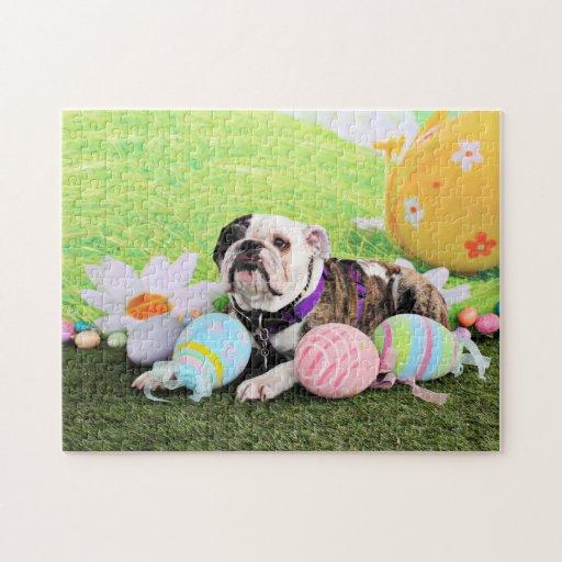 Pascua - dogo - Delilah Puzzles
