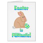 Pascua es Funtastic Tarjetón