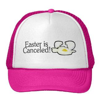 Pascua está cancelada gorro