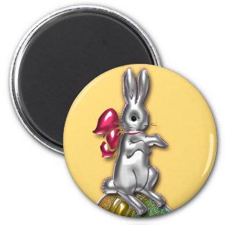 Pascua feliz #1 imán redondo 5 cm