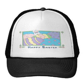 Pascua feliz 2 gorras