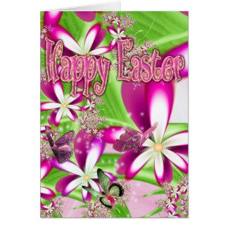 Pascua feliz 2 tarjetón