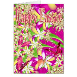 Pascua feliz 3 tarjetas