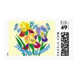 Pascua feliz 6 sellos
