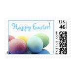 Pascua feliz adornada Eggs sellos