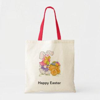 Pascua feliz bolsa de mano