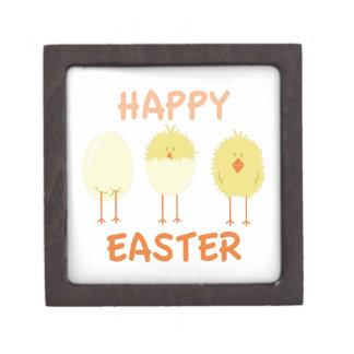 Pascua feliz cajas de regalo de calidad