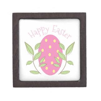 Pascua feliz caja de regalo de calidad