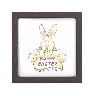 Pascua feliz cajas de joyas de calidad