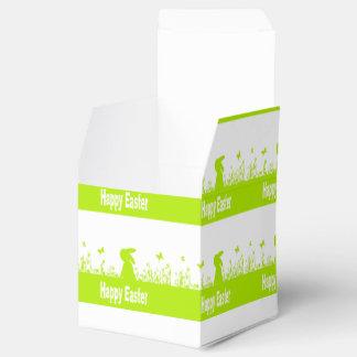 Pascua feliz cajas para regalos de boda