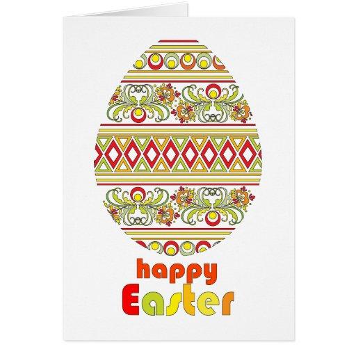 ¡Pascua feliz! _card Felicitación