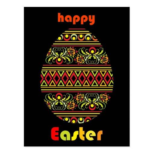 ¡Pascua feliz! _card Postal