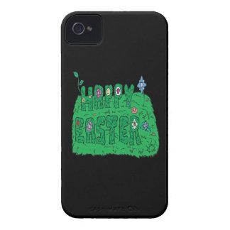 Pascua feliz Case-Mate iPhone 4 coberturas