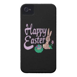 Pascua feliz Case-Mate iPhone 4 fundas