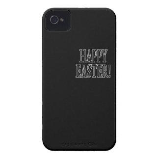 Pascua feliz Case-Mate iPhone 4 protectores