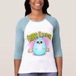Pascua feliz de giggleBunny Camisetas