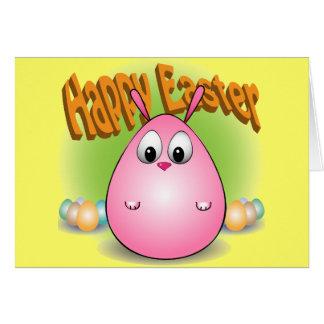 Pascua feliz de giggleBunny Felicitaciones