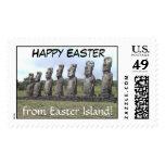 ¡Pascua feliz, de la isla de pascua! Envio