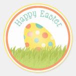 Pascua feliz etiquetas