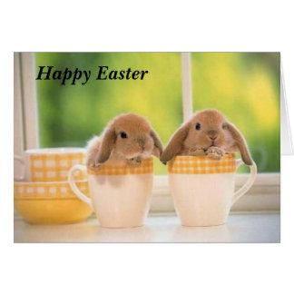 Pascua feliz felicitacion