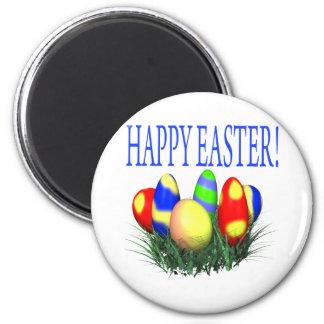 Pascua feliz imanes para frigoríficos