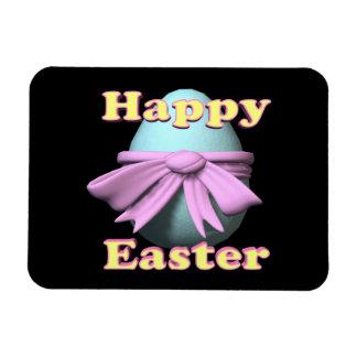 Pascua feliz imanes de vinilo