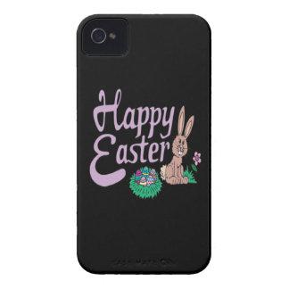 Pascua feliz iPhone 4 carcasas