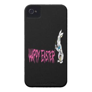 Pascua feliz iPhone 4 Case-Mate cárcasas