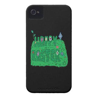 Pascua feliz iPhone 4 protector