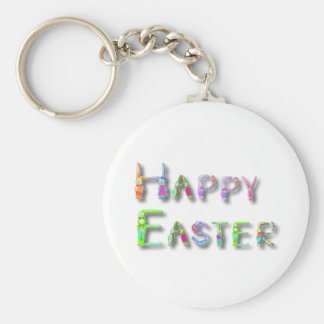 Pascua feliz llavero personalizado