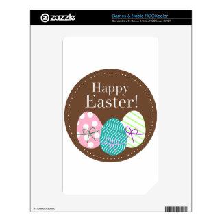Pascua feliz NOOK color skins