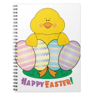 Pascua feliz note book