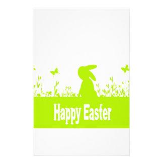 Pascua feliz papelería personalizada