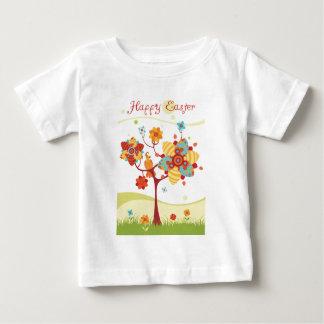 ¡Pascua feliz!!! Playera De Bebé