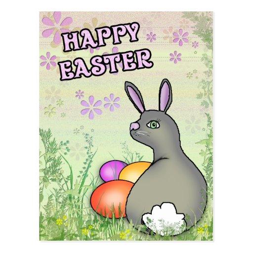 Pascua feliz postales