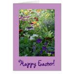 Pascua feliz tarjeta