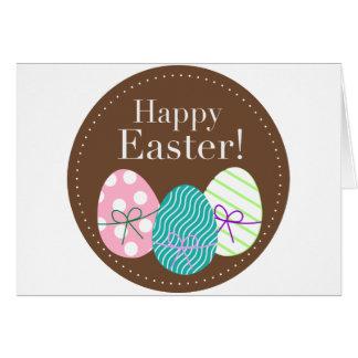Pascua feliz tarjetas