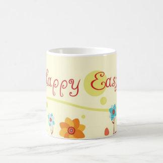 ¡Pascua feliz!!! Tazas De Café