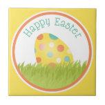 Pascua feliz tejas