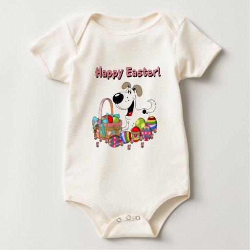 ¡Pascua feliz! Trajes De Bebé