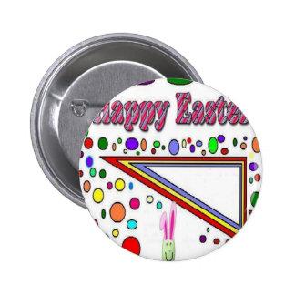 Pascua feliz (usted añade el texto) pins