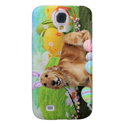 Pascua - golden retriever - Molly Funda Para Galaxy S4