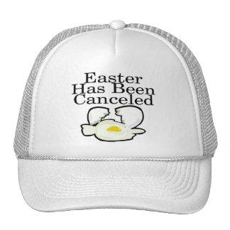 Pascua ha estado cancelada gorras de camionero