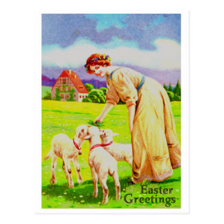 Pascua pare la postal