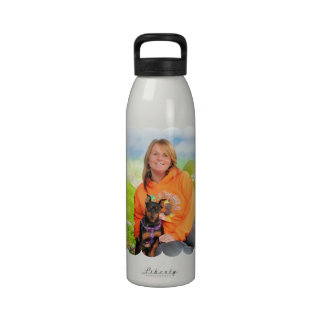 Pascua - Pin del minuto - Zena y Gidget Botellas De Agua Reutilizables